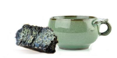 冰碛岩茶具