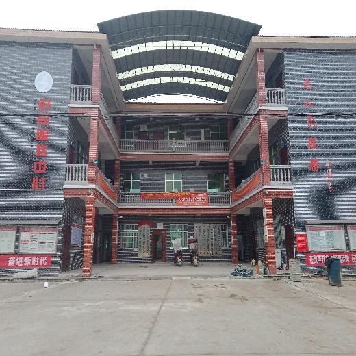 江南镇边江村电商服务站