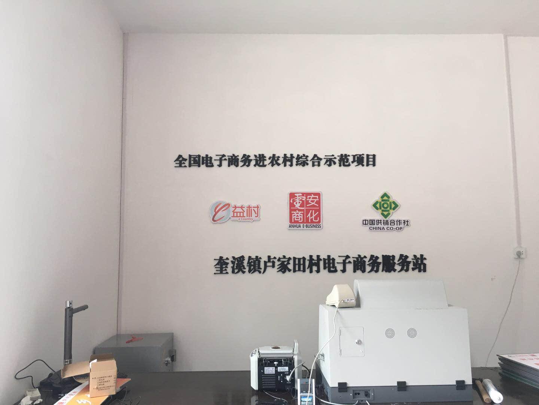 奎溪镇卢家田村电商服务站